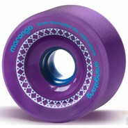 Moronga Freeride Longboard Wheels - Purple