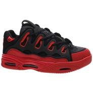 D3 2001 Black/Red/Rum Shoe