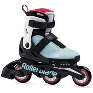 2020 Microblade Free 3WD G Kids Fitness Inline Skate - Ice/Raspberry