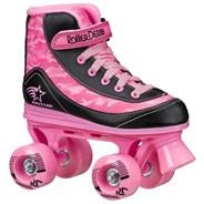 Firestar V2.0 Pink/Camo Quad Roller Skates