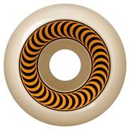 Formula Four OG Classics 99DU Natural 53MM Skateboard Wheels - Orange