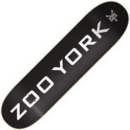 OG 95 Logo Block 8inch Skateboard Deck - Black/White/Grey