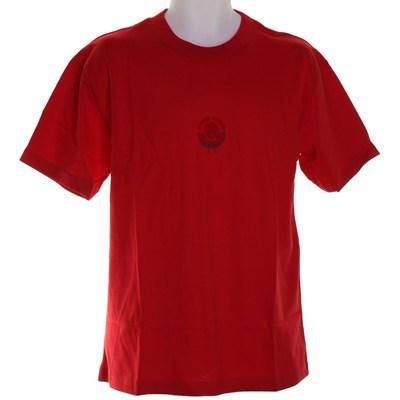 Bullseye S/S T-Shirt - Red