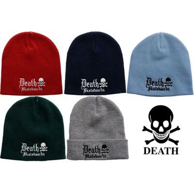 Death Logo Beanie