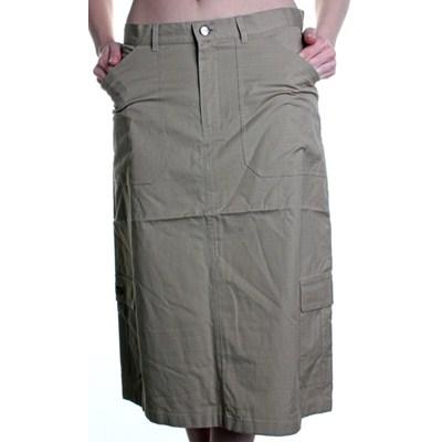 Ellen Rolo Cargo Skirt