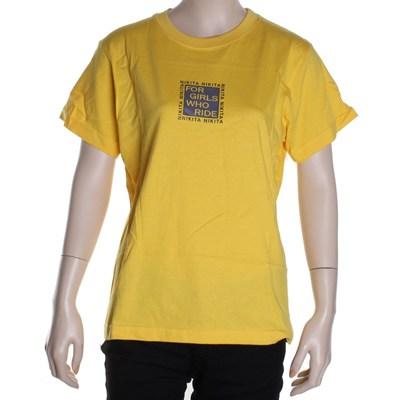Burgi Mango S/S T-Shirt - Yellow