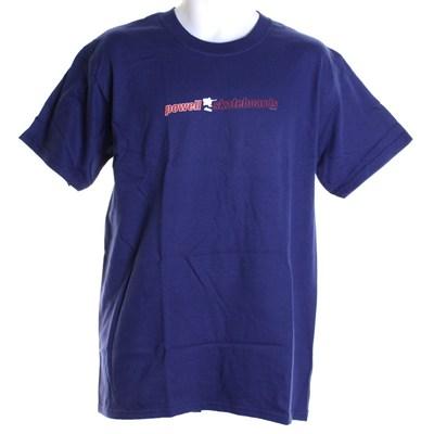 Level Flip S/S T-Shirt - Blue
