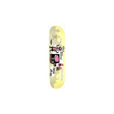 Chris Pastras Swiss Steak Skateboard Deck