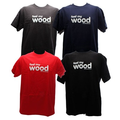 Feel My Wood S/S T-Shirt