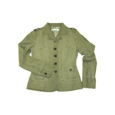 Cirie Military Jacket