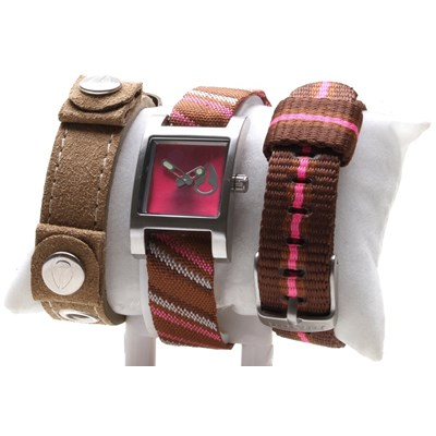 The Glamstar Watch Collection - Pink - SALE - 50% Off