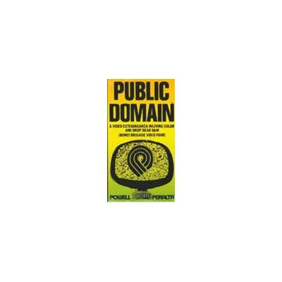 Public Domain DVD