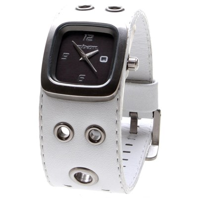 The Mini GTO Watch - Black/White Band - SALE - 40% Off