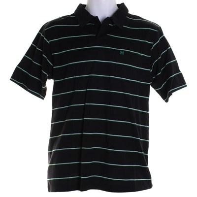 Melrose S/S Polo Shirt - Black