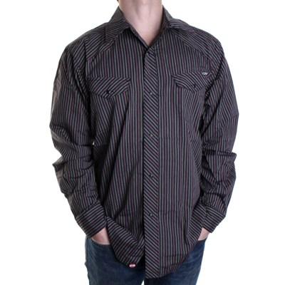 Hooky L/S Shirt - Black