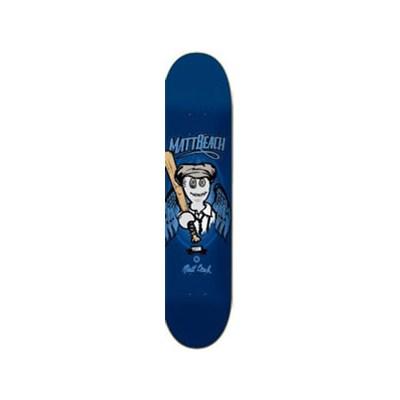 Matt Beach Slugger Skateboard Deck