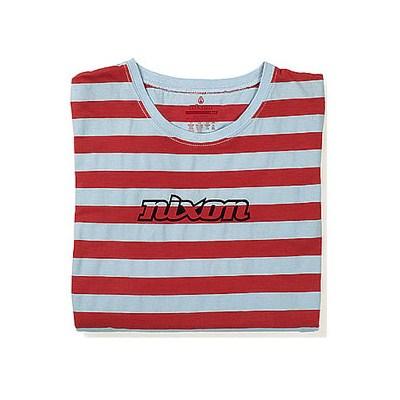 Classic Striped Girls S/S Tee