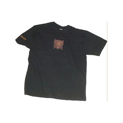 Scratch S/S T-Shirt - Black