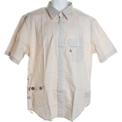Cabeza S/S Shirt - Stone
