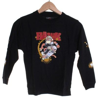 Monkey Wrench Kids L/S T-Shirt - Black