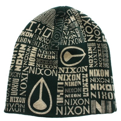 News Beanie - Hunter Green