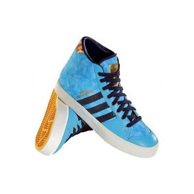 Dakota High Light Blue Womens Shoe