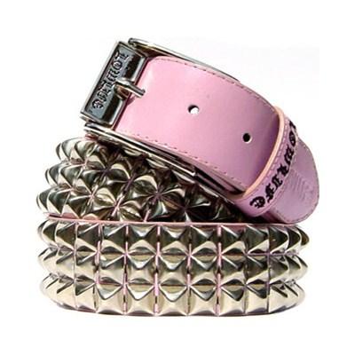 Triple S Pink Belt