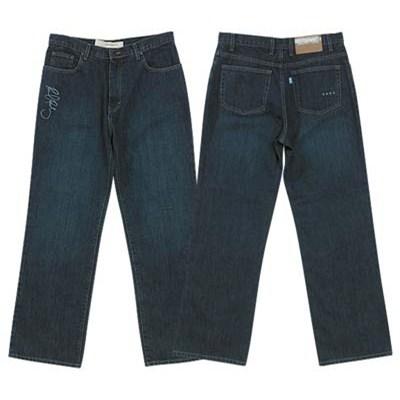Rodriguez Deep Blue-Sandblast Jean