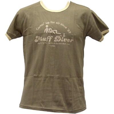 Muff Diver Retro S/S T-Shirt