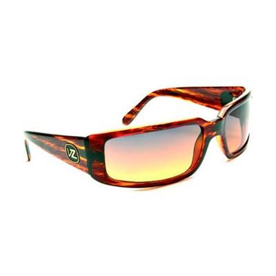 Sham Tortoise/Grey-Orange Gradient Sunglasses
