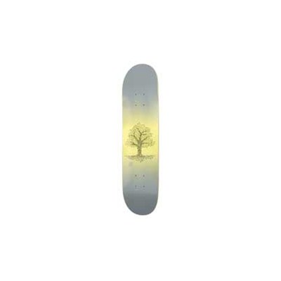 Ant Tree Grey Skateboard Deck