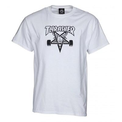 Skategoat S/S T-Shirt - White