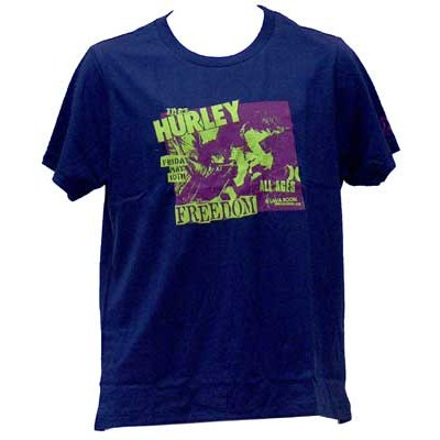Sub Humans Slim S/S T-Shirt - Navy