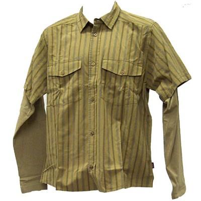 Falco Kids L/S Shirt - Camel