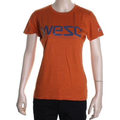 WESC Rust S/S Girls Tee
