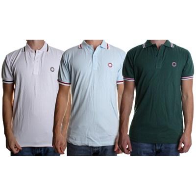 New Rock Hotel S/S Polo Shirt