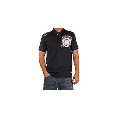 Classic S/S Polo Shirt - Navy
