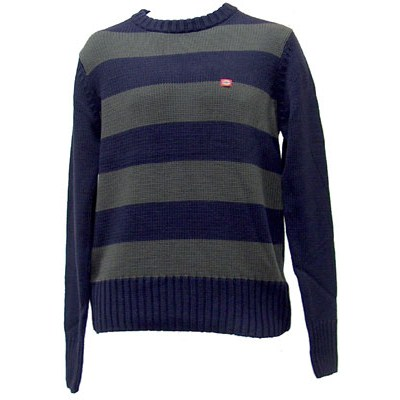 Graham Striped Pullover
