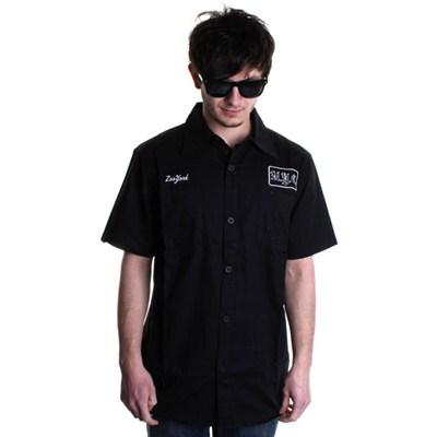 Hardball S/S Shirt - Black