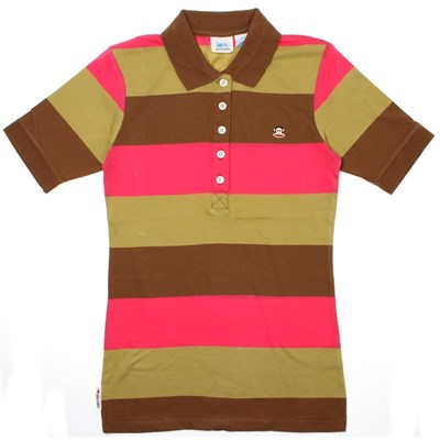 Haight Girls S/S Polo Shirt