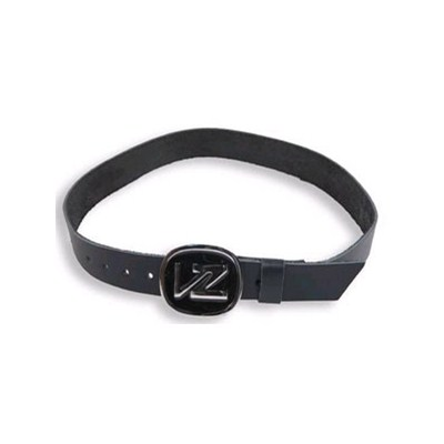 Icon Leather Belt - Black