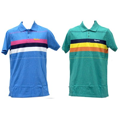 Vintage Stripe S/S Polo Shirt