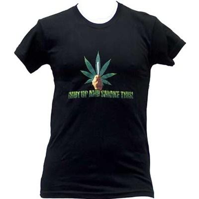 Smoke This S/S T-Shirt