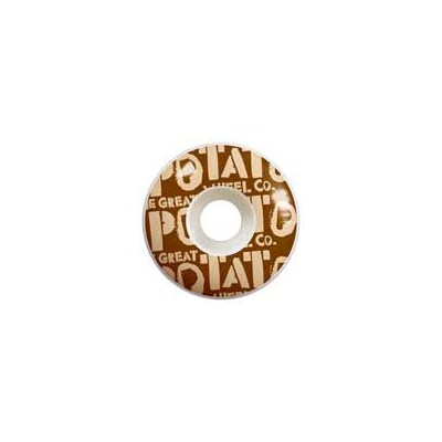 Multi Logo Brown Wheel