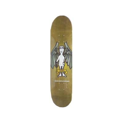 Javier Sarimento Angelic Upstarts Skateboard Deck