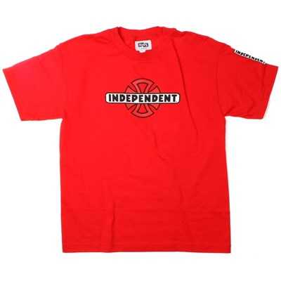 OTB Youths S/S T-Shirt - Red