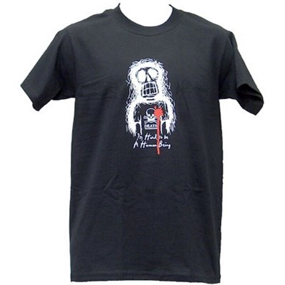 Hard To Be Human S/S T-Shirt