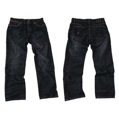 Terry Kennedy Black Vintage Jean