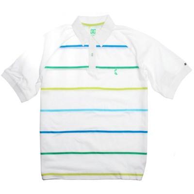 Southampton S/S White Polo Shirt