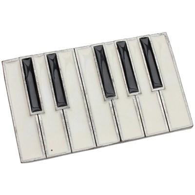 Piano Keys Buckle